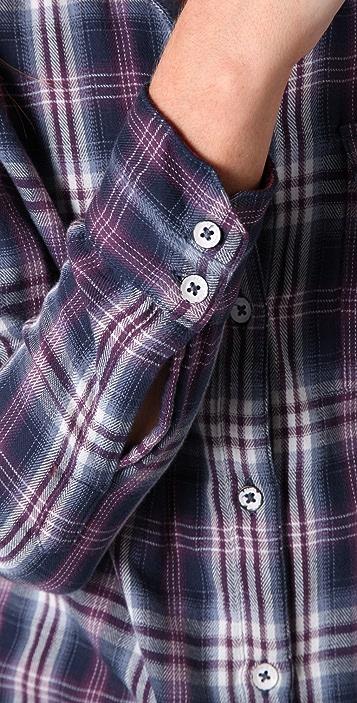 Rag & Bone/JEAN The Classic Plaid Shirt