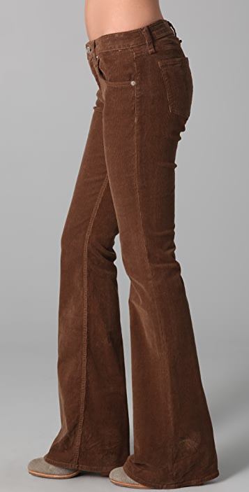 Rag & Bone/JEAN Corduroy Elephant Bell Pants