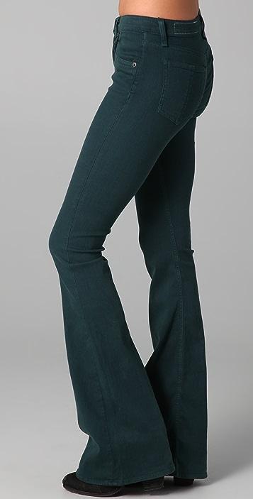 Rag & Bone/JEAN High Rise Bell Jeans