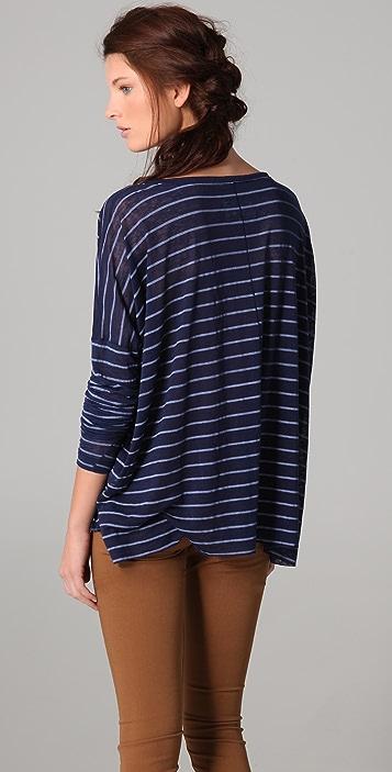 Rag & Bone/JEAN The Oversized V Shirt