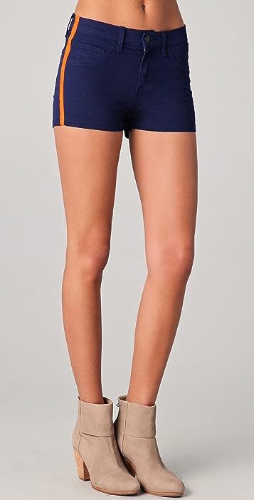 Rag & Bone/JEAN The Tuxedo Biba Shorts