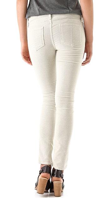 Rag & Bone/JEAN Skinny Corduroy Pants