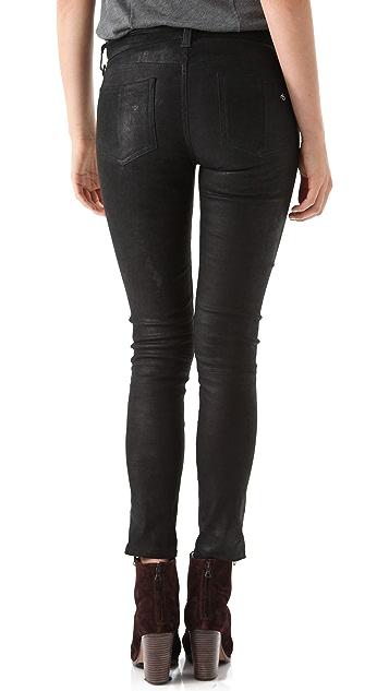 Rag & Bone/JEAN RBW 23 Leather Pants