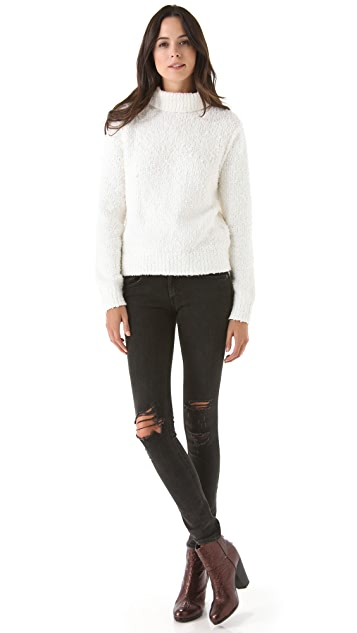 Rag & Bone/JEAN Christina Turtleneck Sweater