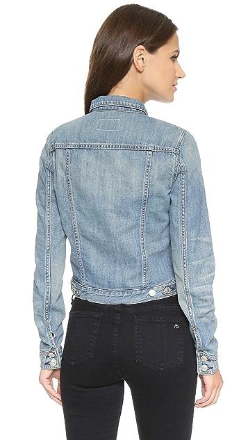 Rag & Bone/JEAN Denim Jacket