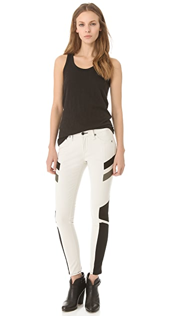 Rag & Bone/JEAN Halifox Legging Pants