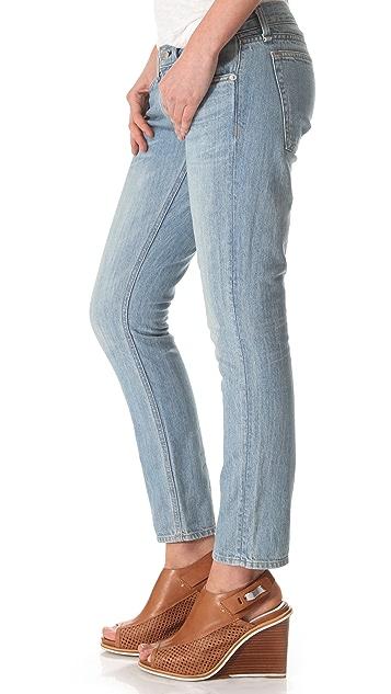 Rag & Bone/JEAN The Dre Crop Jeans