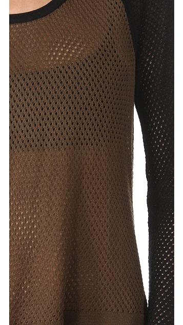 Rag & Bone/JEAN Genevieve Colorblock Pullover
