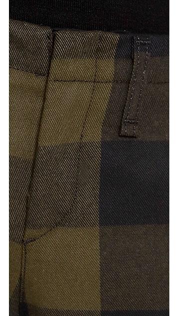 Rag & Bone/JEAN Portobello Shorts