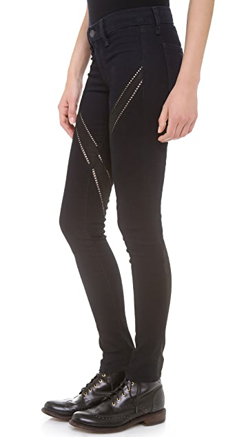 Rag & Bone/JEAN The Ribbon Legging Jeans