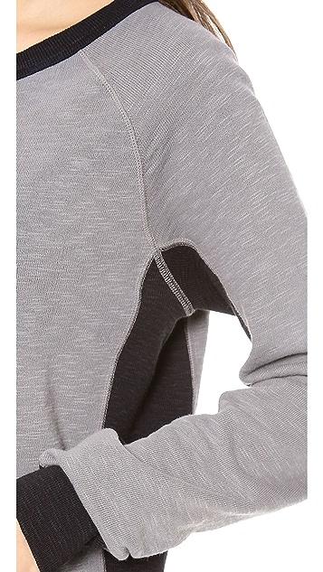 Rag & Bone/JEAN The Basic Raglan Pullover