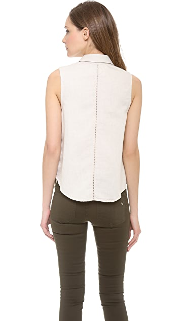 Rag & Bone/JEAN The Separating Tent Tank