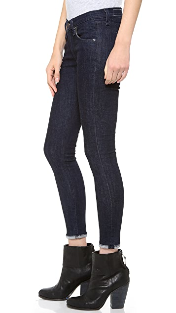 Rag & Bone/JEAN The Repair Capri Jeans