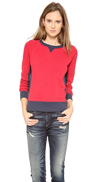 Rag & Bone/JEAN The Basic Raglan Pullover