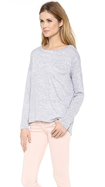 Rag & Bone/JEAN Giada Long Sleeve Tee