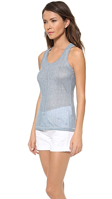Rag & Bone/JEAN The Printed Beater Tank