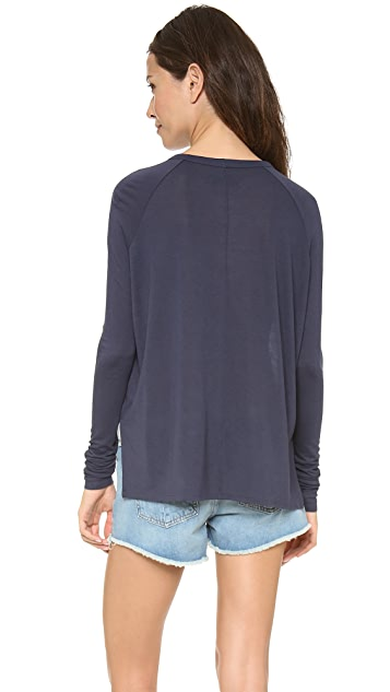 Rag & Bone/JEAN The Camden Long Sleve Tee