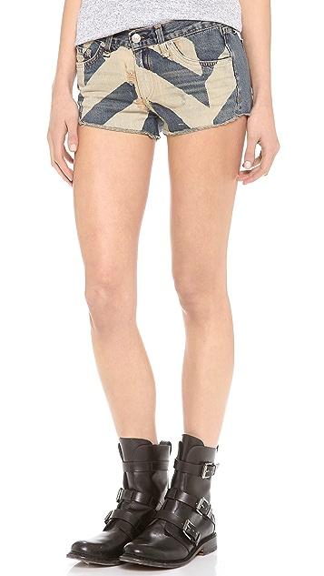 Rag & Bone/JEAN The Cut-Off Shorts