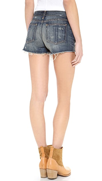 Rag & Bone/JEAN The Cutoff Shorts