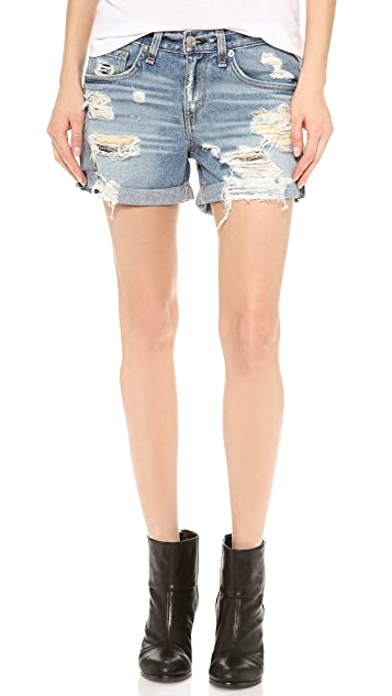 Rag & Bone/JEAN The Boyfriend Shorts