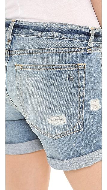 Rag & Bone/JEAN The Boyfriend Shorts