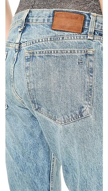 Rag & Bone/JEAN The Marilyn Rigid Jeans