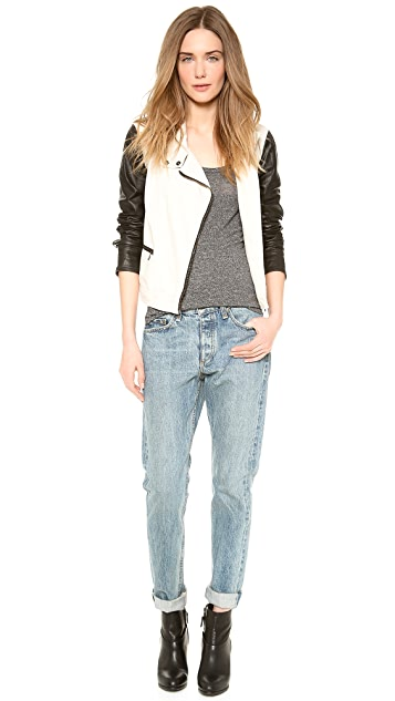 Rag & Bone/JEAN The Marilyn Rigid Jeans