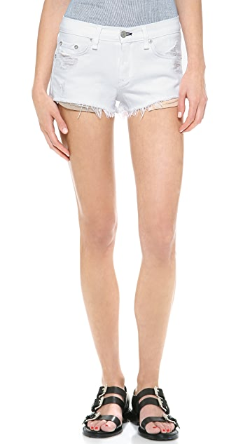Rag & Bone/JEAN The Mila Shorts