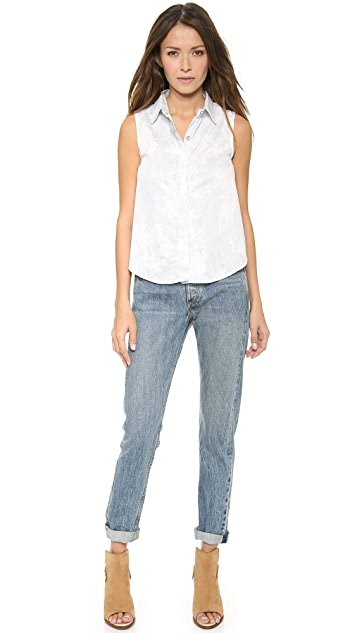Rag & Bone/JEAN The Tent Tank