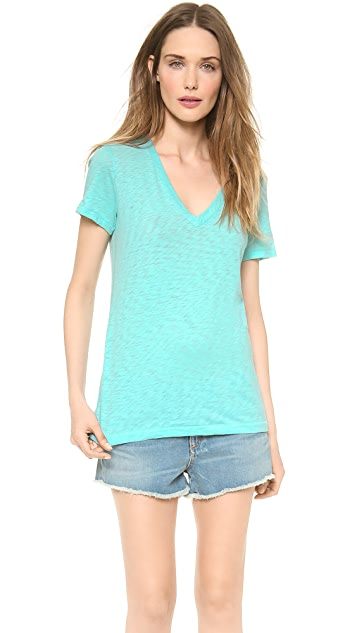 Rag & Bone/JEAN The Jackson V Neck Tee