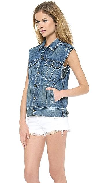 Rag & Bone/JEAN Oversized Vest
