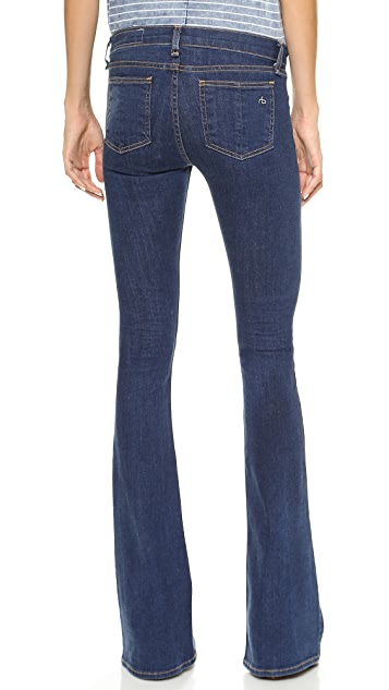 Rag & Bone/JEAN The Elephant Bell Jeans