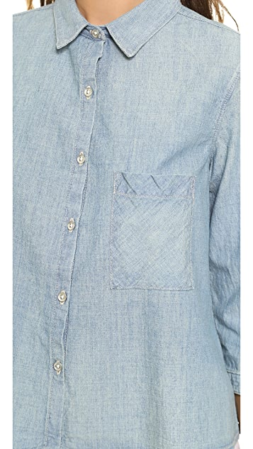 Rag & Bone/JEAN The Tent Shirt