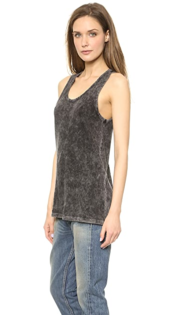 Rag & Bone/JEAN Washed Cast Tank