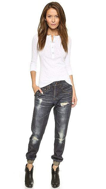 Rag & Bone/JEAN Digital Pajama Jeans