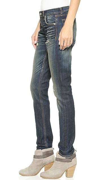 Rag & Bone/JEAN The Dre Slim BF Jeans