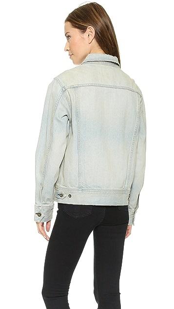 Rag & Bone/JEAN The Corey Boyfriend Jacket
