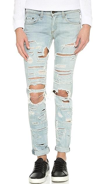 8107fa03f45 Rag & Bone/JEAN Dre Skinny Boyfriend Jeans | SHOPBOP