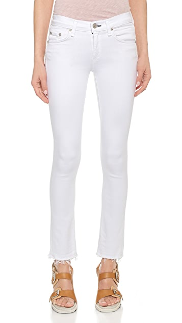 Rag & Bone/JEAN The Slim Crop Jeans