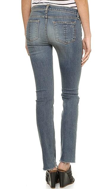 Rag & Bone/JEAN The Straight Leg Jeans