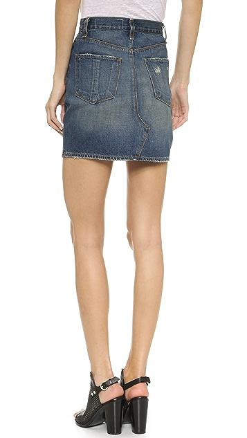 Rag & Bone/JEAN Miniskirt