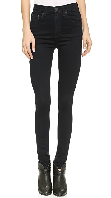 0767cbba3d39d3 Rag & Bone/JEAN The Justine High Rise Legging Jeans | SHOPBOP