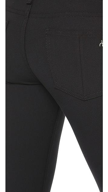 Rag & Bone/JEAN The Equestrian Skinny Jeans