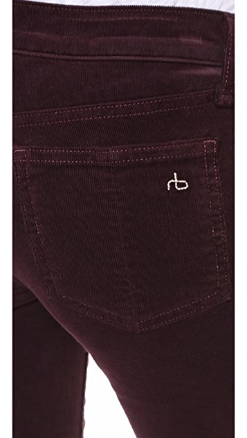 Rag & Bone/JEAN 灯芯绒喇叭裤