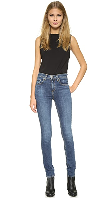 Rag & Bone/JEAN The Principle Pencil Leg Jeans