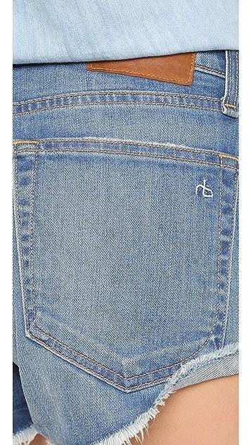 Rag & Bone/JEAN Siggie Shorts