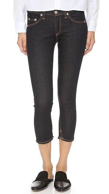 Rag & Bone/JEAN Ultra Capri Jeans