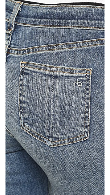 9a559d729f73 ... Rag   Bone JEAN The High Rise Skinny Jeans