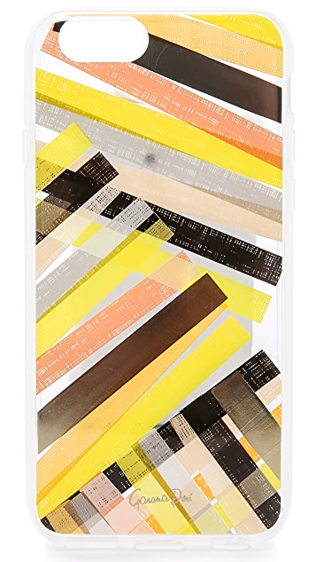 Rifle Paper Co Garance Dore Color Bar iPhone 6 / 6s Case