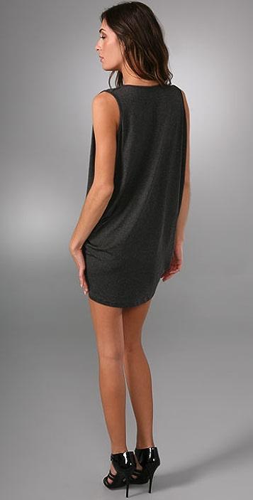 Riller & Fount Athens Draped Mini Dress